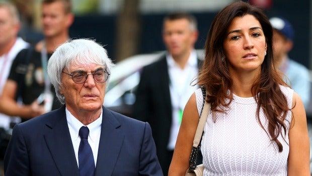 ¡Aparecida Schunck, suegra de Bernie Ecclestone fue liberada!