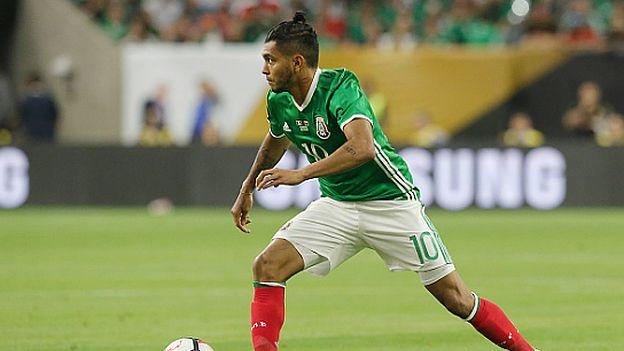 México tendrá tres bajas ante El Salvador y Honduras por Eliminatorias