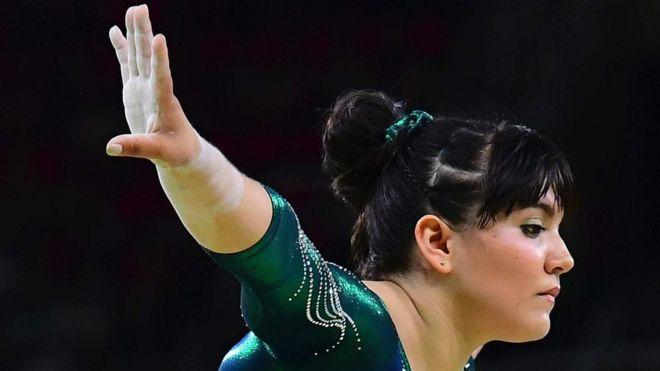 «Me dolió. No soy un robot que no siente»: gimnasta mexicana Alexa Moreno, criticada por su peso en las Olimpiadas