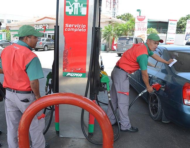 Este lunes el diésel aumenta 0.52 centavos por galón en Honduras
