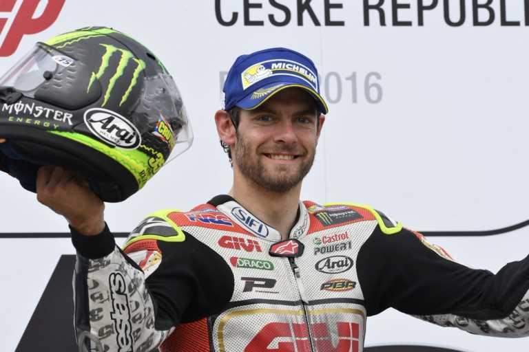 Cal Crutchlow se lleva el Gran Premio de la República Checa de MotoGP