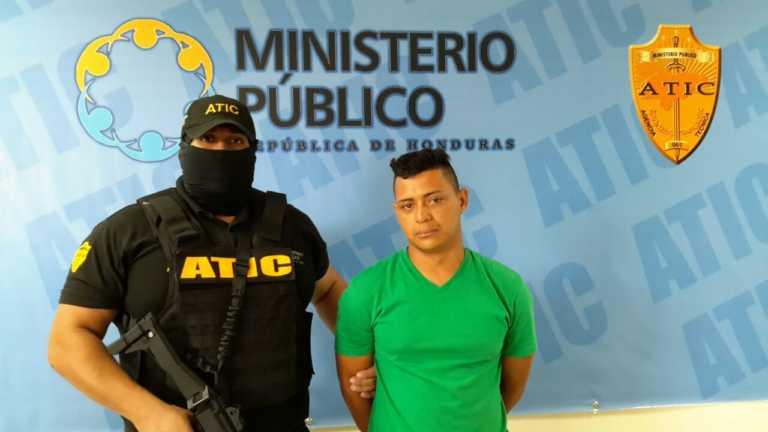 Tegucigalpa: ATIC captura a joven por intento de homicidio