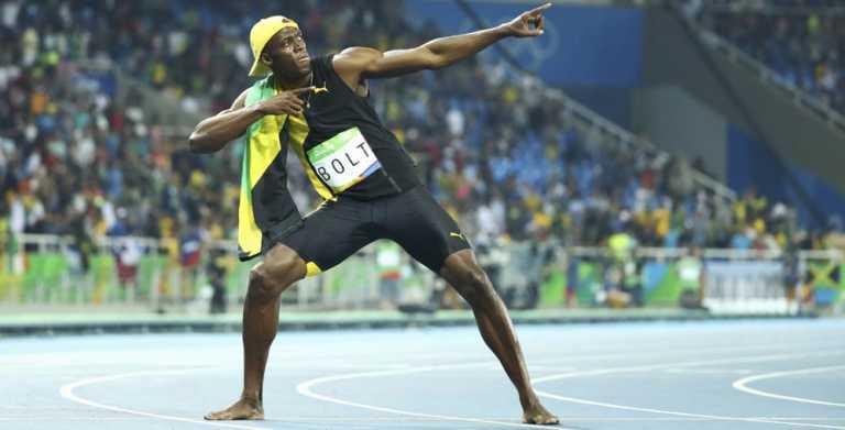 Usain Bolt gana su primera medalla de oro en Río 2016