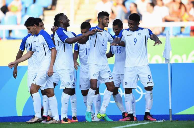 Sub-23 de Honduras sufre, pero derrota a Argelia en debut en Río 2016