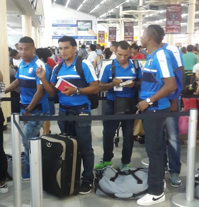 Honduras Progreso viajó a México para enfrentarse al Pumas