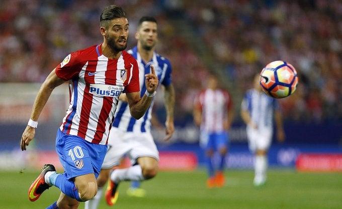 Atlético de Madrid empata ante el Alavés en la primera fecha