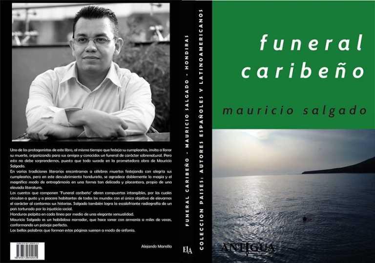 Mauricio Salgado, un exitoso escritor hondureño