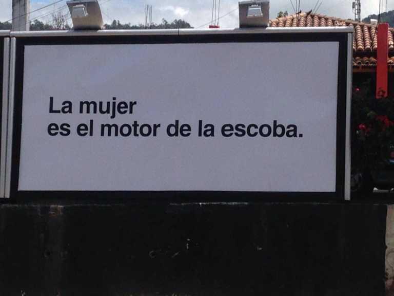Campaña sexista anónima en contra de la mujer causa indignación en Tegucigalpa