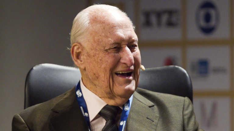 Muere el expresidente de la FIFA Joao Havelange a los 100 años