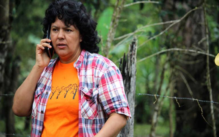 Infobae: Crimen de Berta fue defender al ambiente con su vida