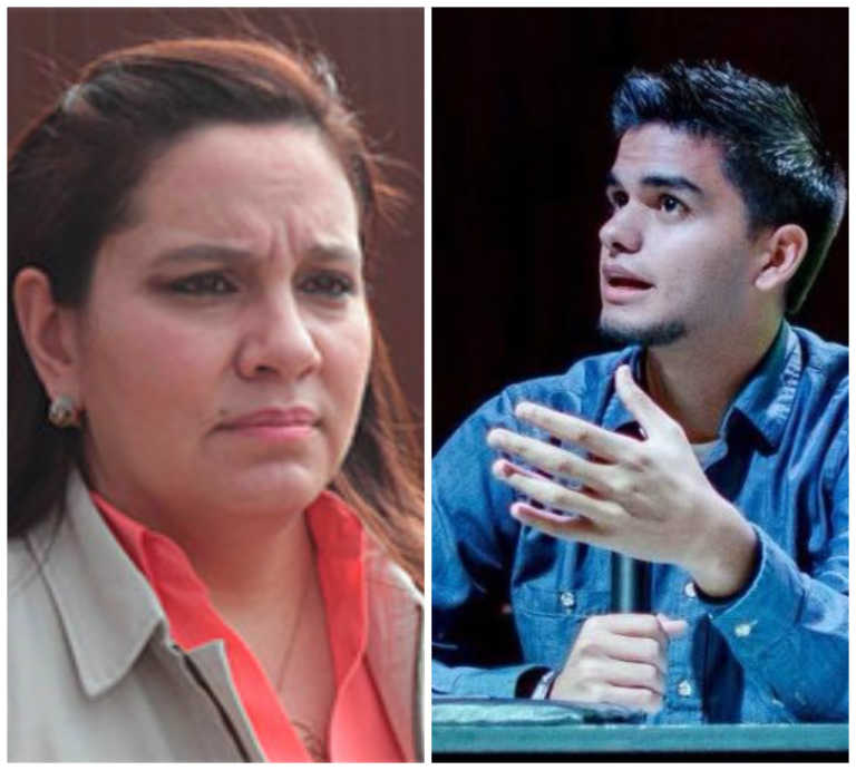 Joven predicador dirige carta a la Primera Dama de Honduras