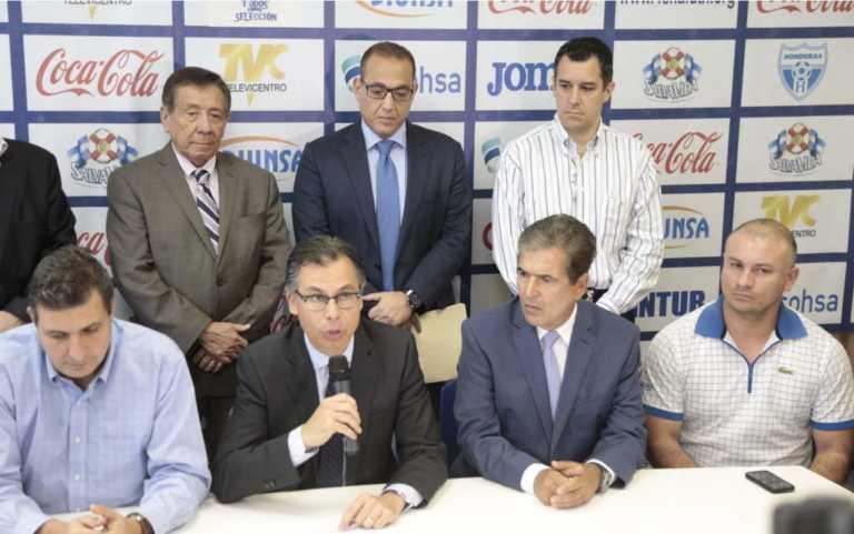 ¡FIFA amenaza con suspender a Honduras!