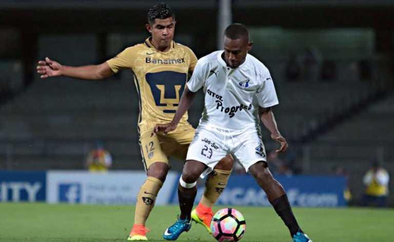 Honduras Progreso no pudo y cae ante Pumas en la Concachampions