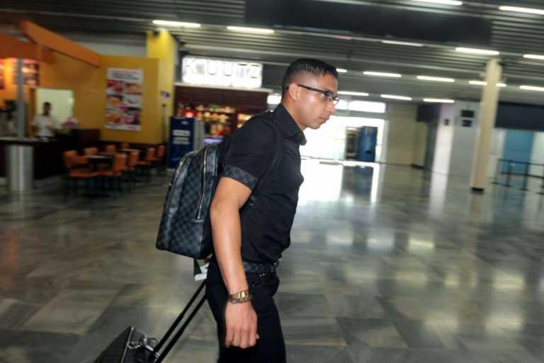Emilio Izaguirre: «no voy hablar nada del Celtic» tras su llegada a Honduras