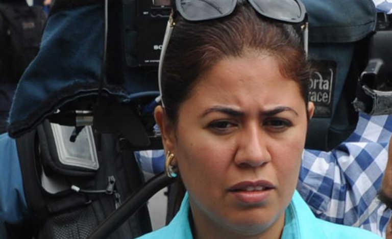 «Mel pone a sus perros de garra a que ataquen»: Esposa de David Romero