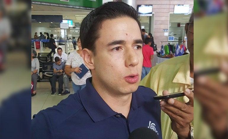 Marco Leal de Concacaf