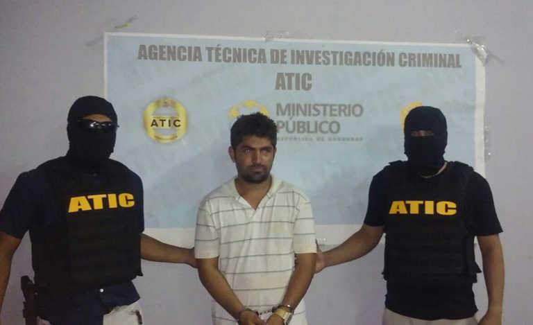 ATIC captura a supuesto miembro de la MS en Tegucigalpa
