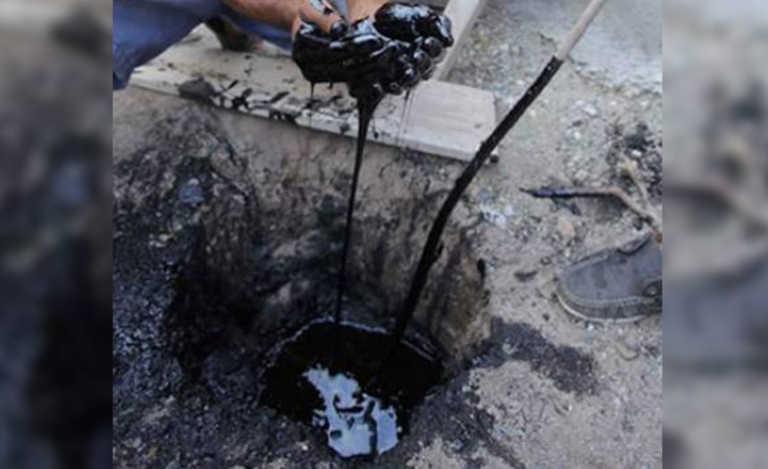 ¡Nunca hubo petróleo en Urraco Pueblo!