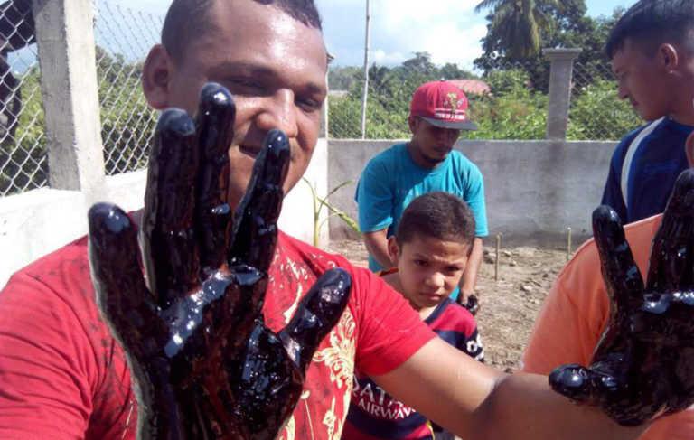 Renace sueño de encontrar oro negro en territorio hondureño