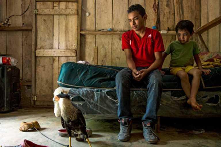 Hondureño se fue con sueños hacia EUA y regresó sin pierna