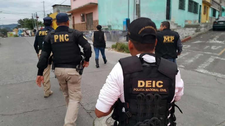 Cae banda que asaltaba turistas hondureños en Guatemala
