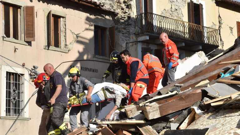"Embajada de Honduras en Italia en ""alerta"" por terromoto"