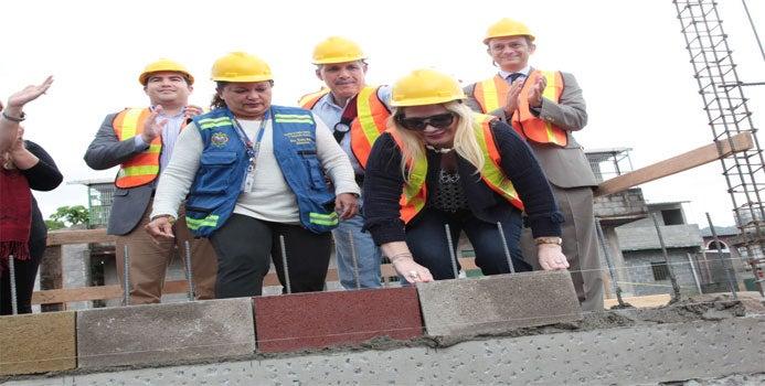 construcción de cuatro guarderías