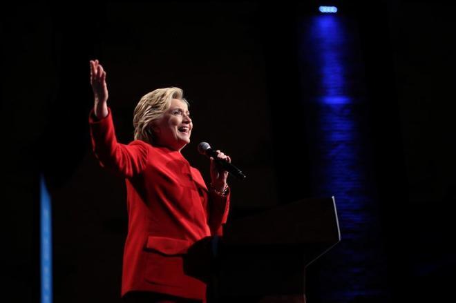 debate Hillary Clinton Trum