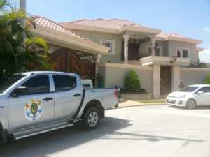 Honduras golpes crimen organizado
