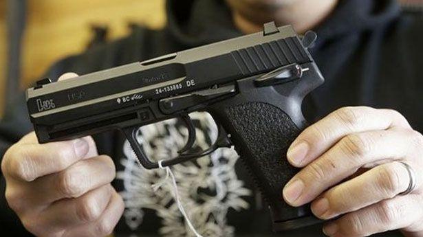 ley control de armas