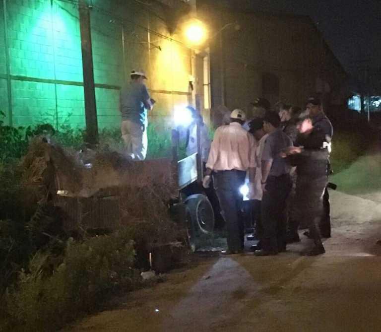 Hallan tres embolsados en Colonia Municipal de San Pedro Sula