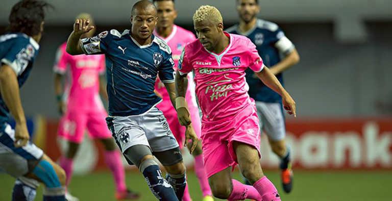 Monterrey de Alberth Elis es eliminado de la Concachampions