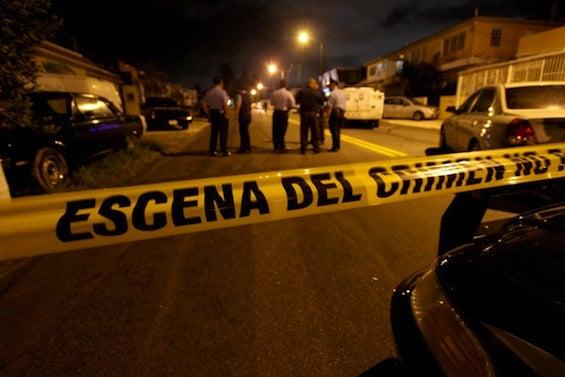muertos en Tegucigalpa