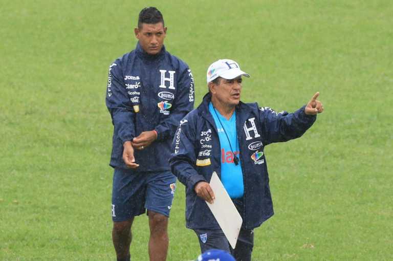 Jorge Luis Pinto adelanta que Honduras tendrá algunos cambios ante México
