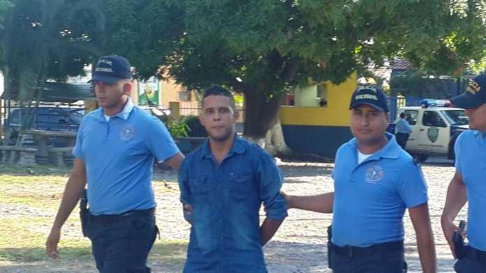 sospechoso de masacre en Honduras