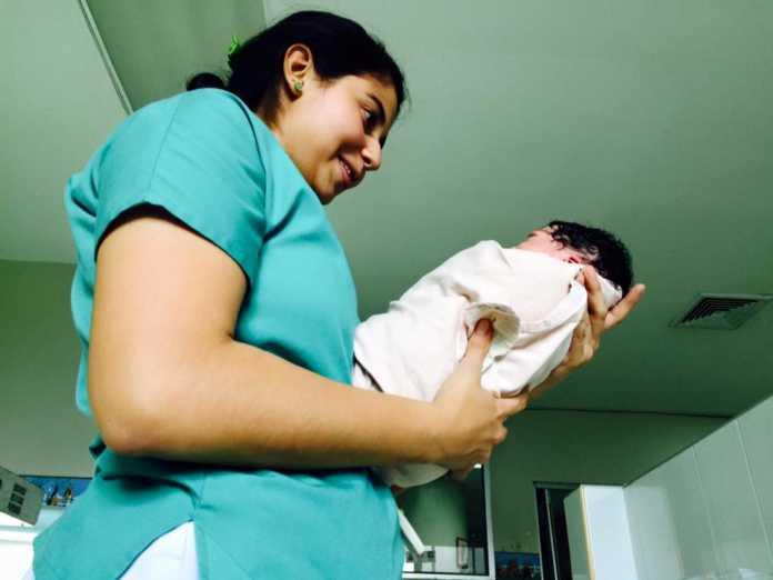 El conmovedor relato de una madre de niño con microcefalia