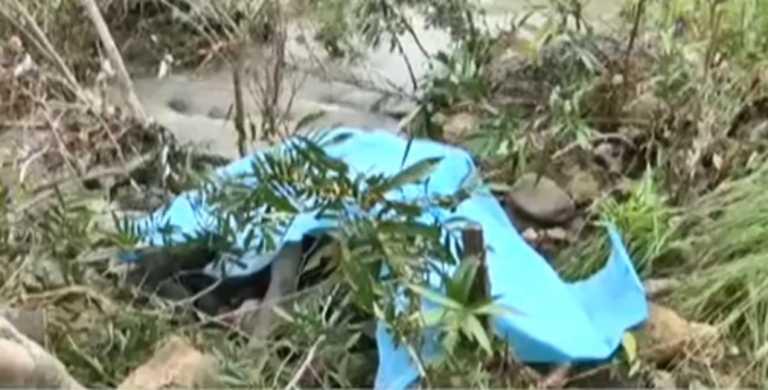 Encuentran a mujer muerta flotando en Amarateca