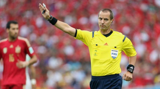 FIFA no acepta petición de la Fenafuth en cambiar el árbitro Mark Geiger