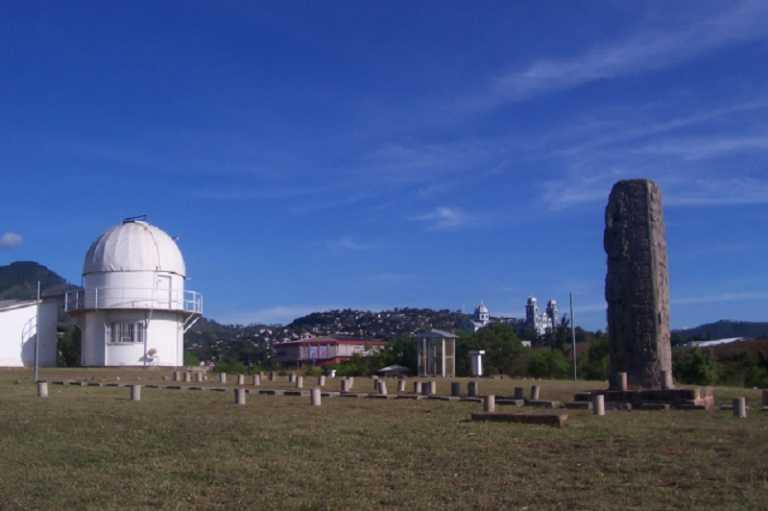 Observatorio astronómico de la UNAH está al servicio de la sociedad