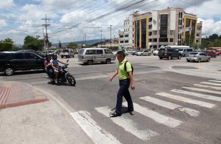 Anuncian más proyectos viales para descongestionar Tegucigalpa