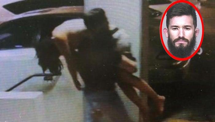 Rodolfo Ramirez, luchador de MMA violó a joven en estacionamiento y luego la secuestró