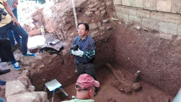 hallazgo arqueológico en Copán