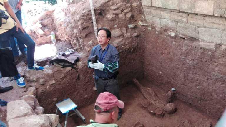 Nuevo e Importante hallazgo arqueológico en Copán podría revelar secretos mayas