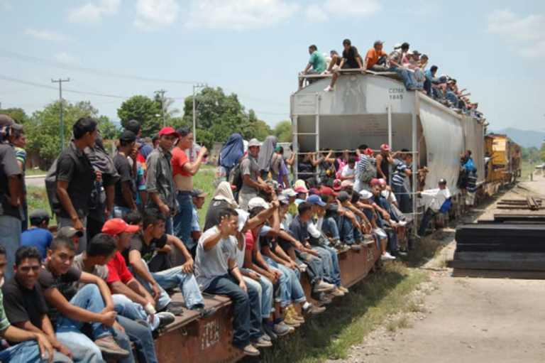 Otro hondureño víctima de la «bestia» al emprender viaje a EUA