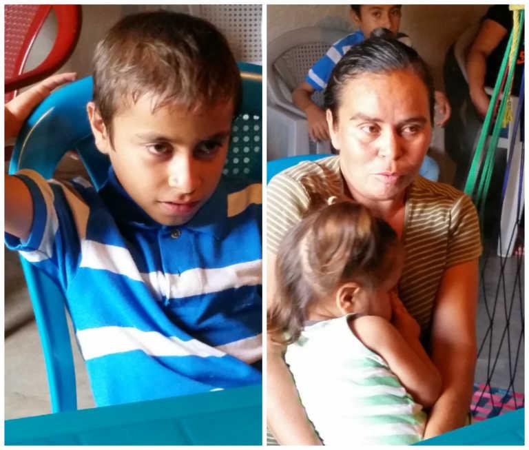 «Qué hay de comer hoy mami»: Familia víctima de la injusticia en Honduras