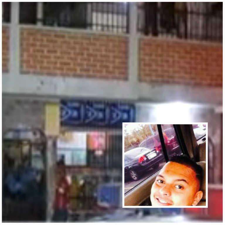 Matan a universitario en una pulpería de Colonia Las Torres
