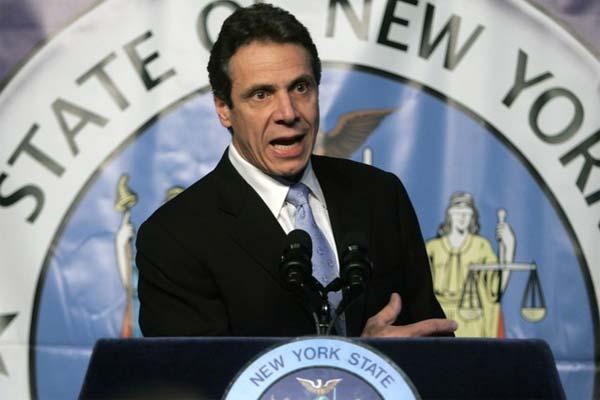 El Gobernador de Nueva York atribuye explosión al terrorismo interno