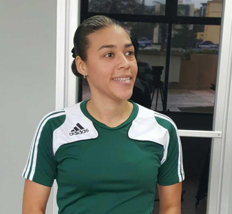 FIFA designa a arbitra Melisa Pastrana para mundial femenino de Papua Nueva Guinea