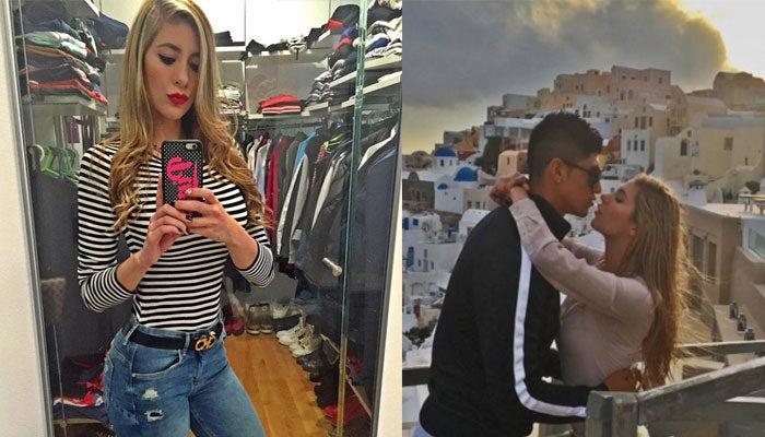 Ileana Salas ya encontró nuevo novio, tras separación con Alan Pulido