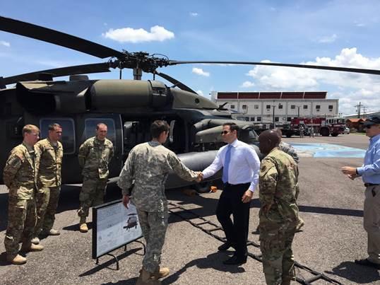 Militares de Honduras son los más entrenados por EE.UU
